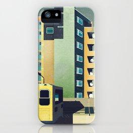 Berlin City iPhone Case