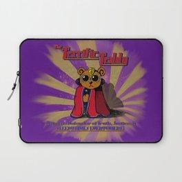 The Terrific Teddy- Ultimate Defender of Sleepytime Laptop Sleeve