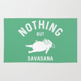 SAVASANA Rug