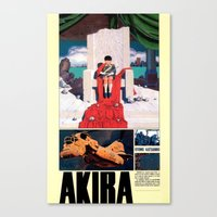 manga Canvas Prints featuring Manga 05 by Zuno
