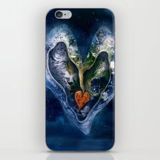 Save our World 18  iPhone & iPod Skin
