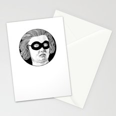 Zorro Costanza Stationery Cards