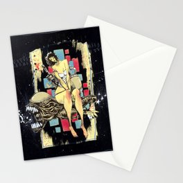 Ripley & The Bad Bitch Stationery Cards