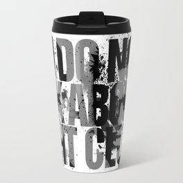Rule No. 1 Travel Mug