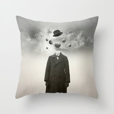 Head in the clouds I  Throw Pillow