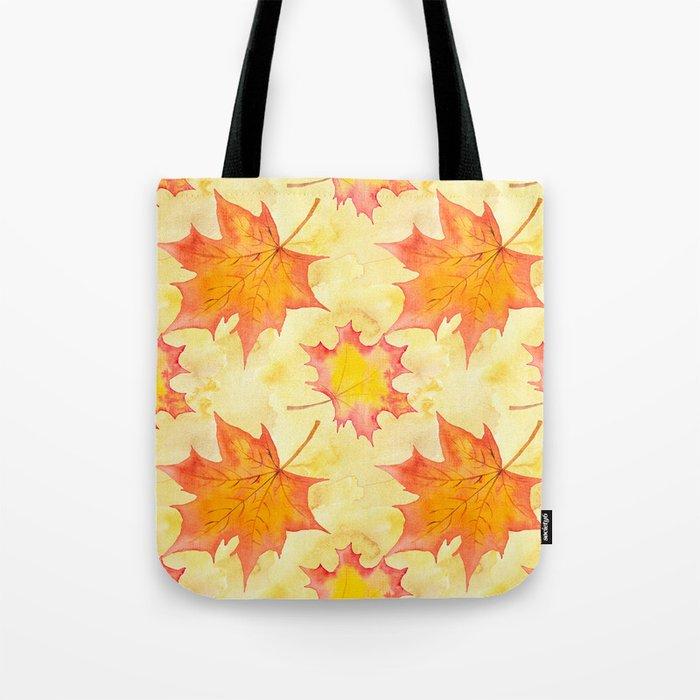 Autumn leaves #15 Tote Bag