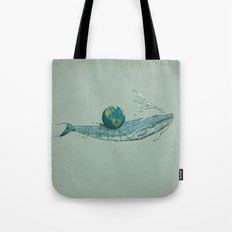 Save the Planet II Tote Bag