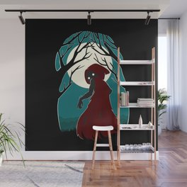 Red Riding Hood 2 Wall Mural