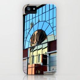 My Favorite Church Window iPhone Case