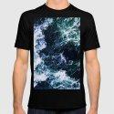 Wild ocean waves by hunterofwoods