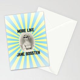 More Like Jane BOSSTEN Stationery Cards