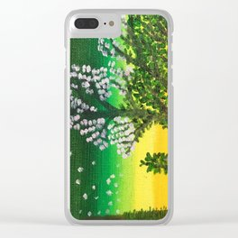 One Life All Seasons Clear iPhone Case