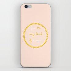 You are my kind of magic iPhone & iPod Skin