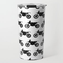 Dirt Bikes Travel Mug