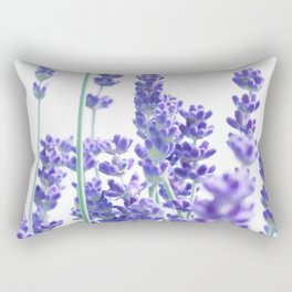 Fresh Lavender #1 #decor #art #society6 Rectangular Pillow