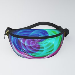 Abstract in perfection Fanny Pack