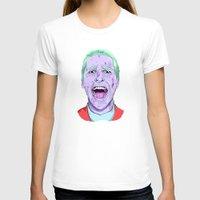 patrick T-shirts featuring Patrick Bateman  by pharm