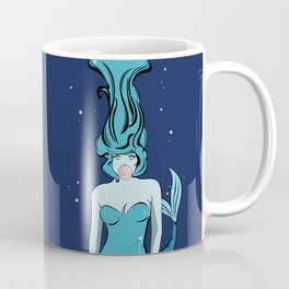 Bubblegum Mermaid Coffee Mug