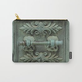 Copper door knob Carry-All Pouch