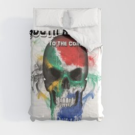 To The Core Collection: South Africa Comforters