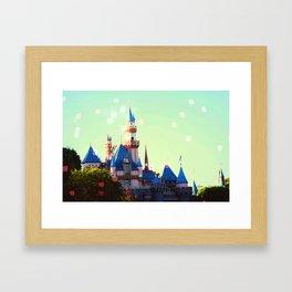 Wishing... Framed Art Print
