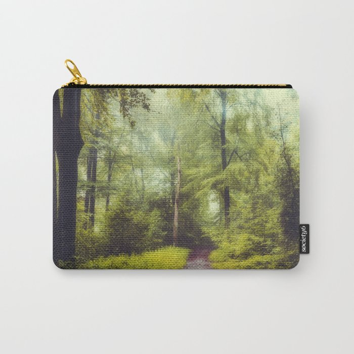 Dreamy Forest Carry-All Pouch