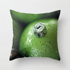 Ornament 1 Throw Pillow