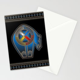 Bear Medicine Stationery Cards