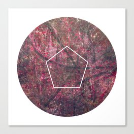 Geometrie #4 Canvas Print