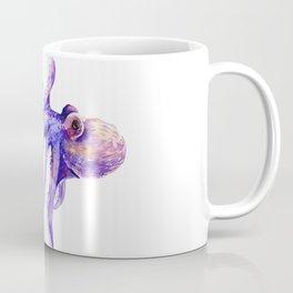 Octopus, purple pink decor Coffee Mug