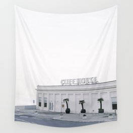 Calm Morning at the San Francisco Cliff House Wall Tapestry