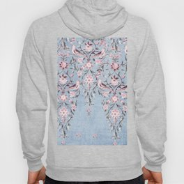 Mandala Persian Tile (Blue) Hoody