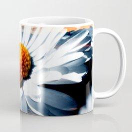 Daisy In Sunset By Annie Zeno Coffee Mug