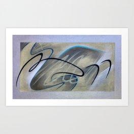 Companion for Voisin Art Print