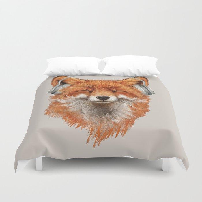 The Musical Fox Bettbezug