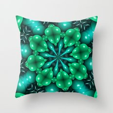 The Dream is Real Throw Pillow