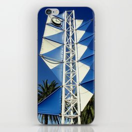 Wind Sails iPhone Skin