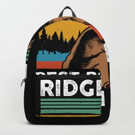 Best Rhodesian Ridgeback Mom | Gift Idea Backpack