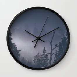 She stole something from me Wall Clock