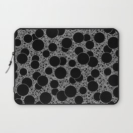 calm chaos inverted Laptop Sleeve