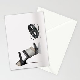 Glamour Style Stationery Cards