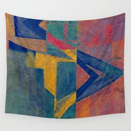 Ragazza Accanto Alla Piscina Wall Tapestry