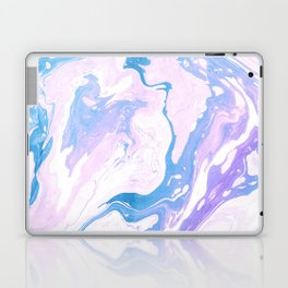 Ancient Japanese Marbling Laptop & iPad Skin