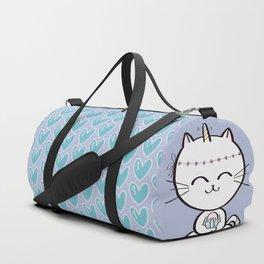 Lily Unicorn Kitty Duffle Bag