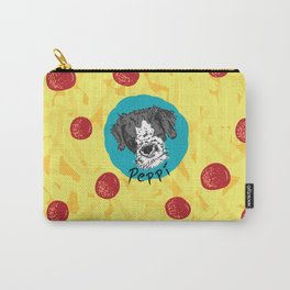 Peppi-roni Pie Carry-All Pouch