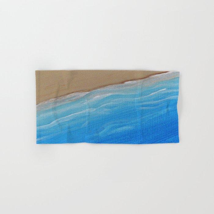 Ocean Shore Hand & Bath Towel