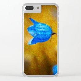 Petals #1 Clear iPhone Case