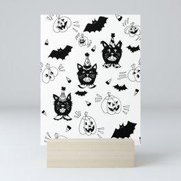 Halloween Jubilee Mini Art Print