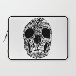 The Carved Skull Laptop Sleeve