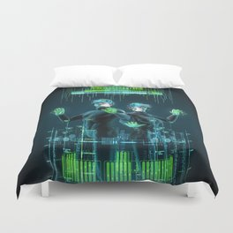 Avatars Duvet Cover